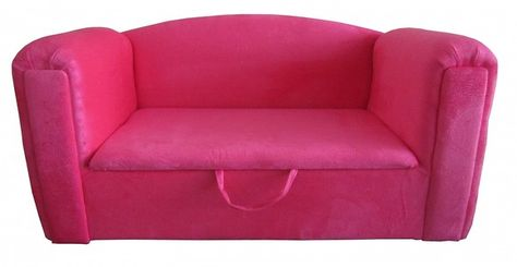 Jake Childrens Sofa Pink With Images