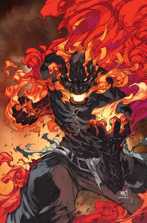 "infinity-comics: "" Inhuman cover by Joe Madureira ""You can find Joe madureira and more on our website.infinity-comics: "" Inhuman cover by Joe Madureira "" Fantasy Character Design, Character Concept, Character Inspiration, Character Art, Concept Art, Joe Madureira, Fantasy Kunst, Fantasy Art, Demon Art"