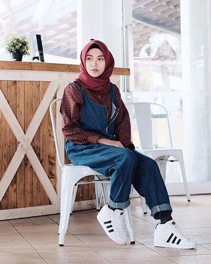 Fashion Jaman Now Hijab Model Pakaian Hijab Gaya Berpakaian