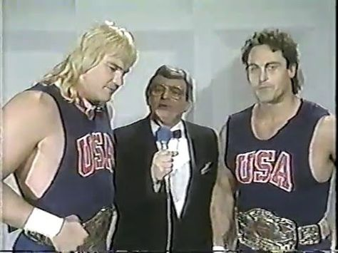 Barry Windham & Mike Rotunda Interview [TBS 1985-03-16]
