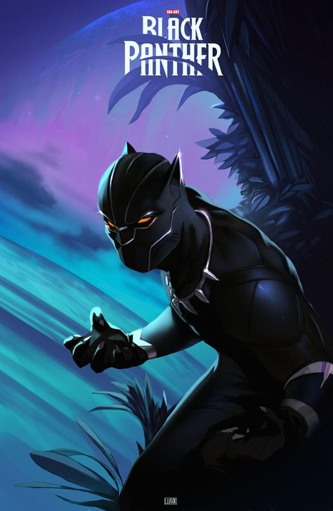 Black Panther by ludocreator on DeviantArt