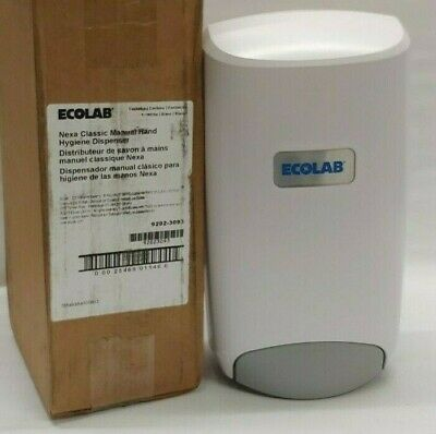 Details About New Box Damage Ecolab Nexa Classic Manual Hand