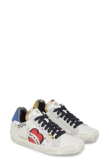 New Zadig Voltaire Used Sneaker (Women