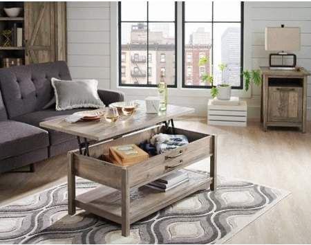 Better Homes Gardens Modern Farmhouse Lift Top Coffee Table