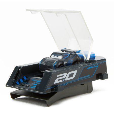 Disney Pixar Cars Mini Racers *Jackson Storm*