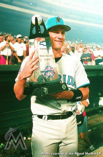 Jeff Conine Named All-Star Game MVP