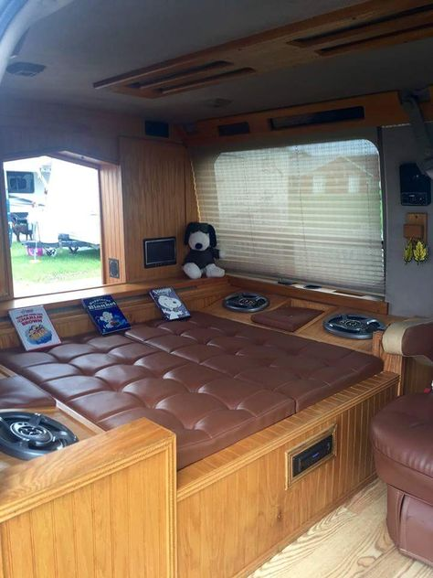 Cargo Trailer Conversion, Conversion Van, Custom Van Interior, Campervan  Interior, 4x4 Van, Chevy Vans, Vans Men, Custom Vans, Motor Homes