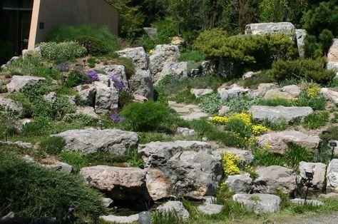 idee giardino roccioso