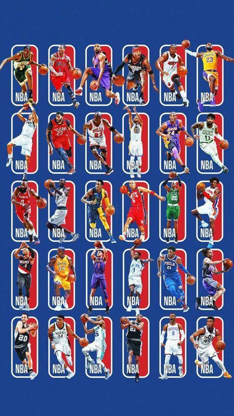 55 Ideas Basket Ball Nba Wallpapers In 2020 Nba Basketball Art Basketball Players Nba Nba Wallpapers