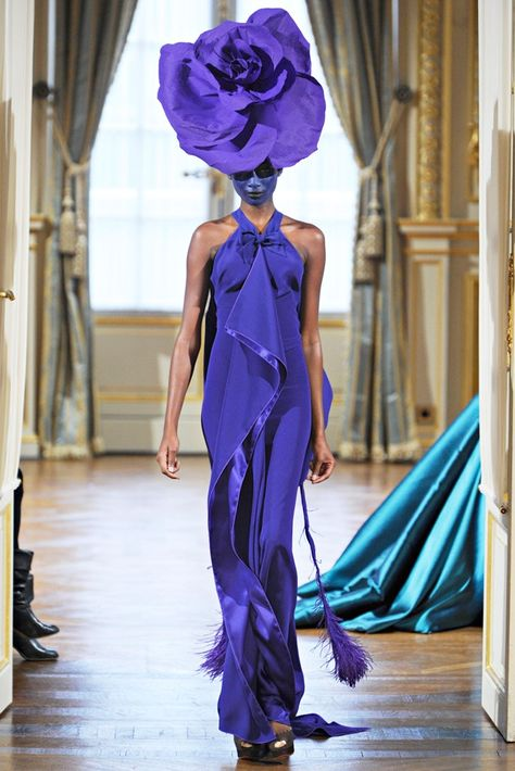 Alexis Mabille Spring 2012 Couture Fashion Show