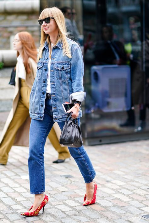 40 Denim-on-Denim Outfit Ideas for Summer — Plus, Affordable Denim Starting at $27