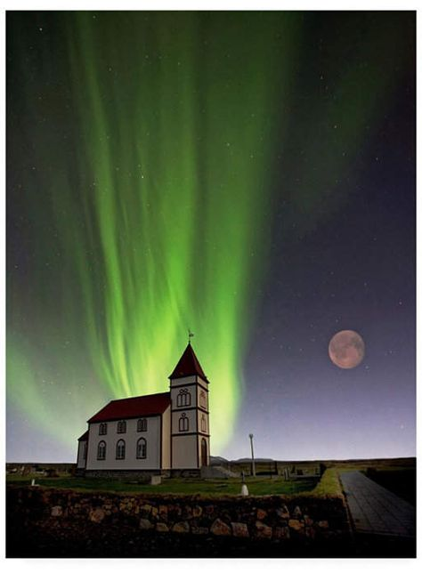 The Northern Lights, also known as Aurora Borelias, are a natural phenomena that features amazing colored lights that are displayed in the sky. It looks calm and relaxing but they are actually produced by little explosions of magnetic energy.