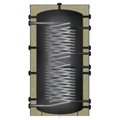 Pelletketel Biodom C15 2 Improve Warmtewisselaar Cv Ketel Rvs
