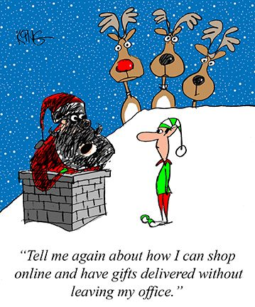 What do all the female reindeer do when. 900 Christmas Cartoons Jokes Ideas In 2021 Christmas Cartoons Christmas Humor Holiday Humor