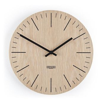Wooden Wall Clock Modern Minimal Design Home Decor Natural Wood Large Wall Clock Handmade Eco Materials In 2020 Wall Clock Modern Wall Clock Clock