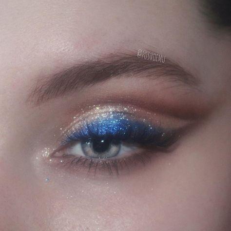Creative Eye Makeup, Eye Makeup Art, Daily Makeup, Cute Makeup, Smokey Eye Makeup, Glam Makeup, Pretty Makeup, Simple Makeup, Skin Makeup