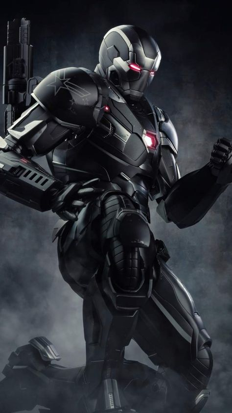 War Machine Suit - iPhone Wallpapers