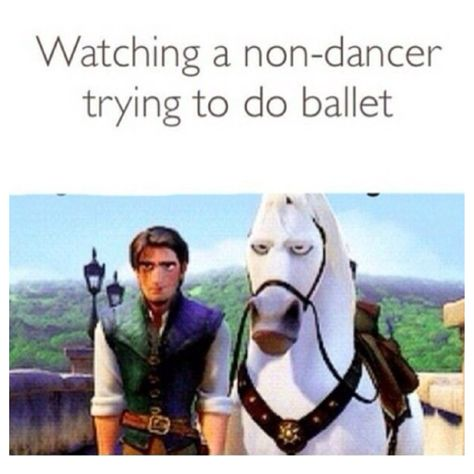 This annoys me when the people do it for make fun of the ones who dance ballet. I don't have trouble with to ones who doesn't know how to dance what ever type, 'cuz in one moment the ones who are experts were the contrary to that. Funny Dance Quotes, Tap Dance Quotes, Ballet Quotes, Dance Humor, Bad Dancing, People Dancing, Hip Hop, Tumblr Ballet, Love Dance