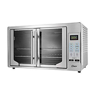 Oster Tssttvfddg R French Door Toaster Oven In 2020 Oven