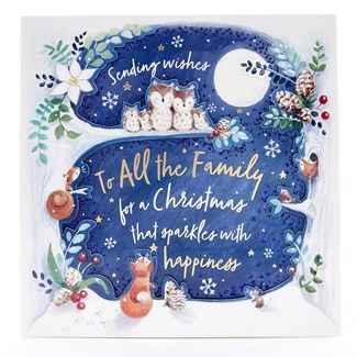 In Store Christmas Cards From 99p Card Factory Xmas Greetings