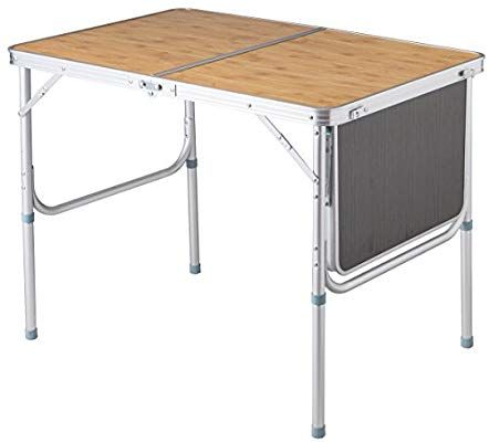 Amazon Com Giantex Portable Aluminum Folding Table Patio Outdoor Picnic Lightweight Indoor Outdoor Aluminum Folding Table Folding Camping Table Camping Table