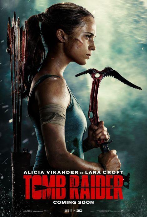lara croft tomb raider movie