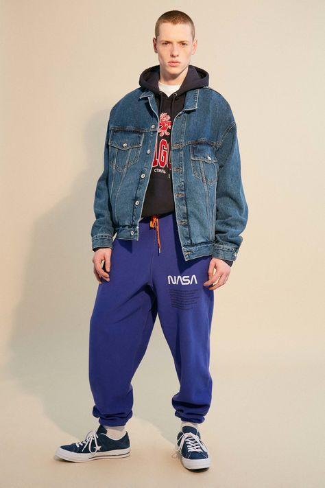 Heron Preston Fall 2018 Menswear Fashion Show