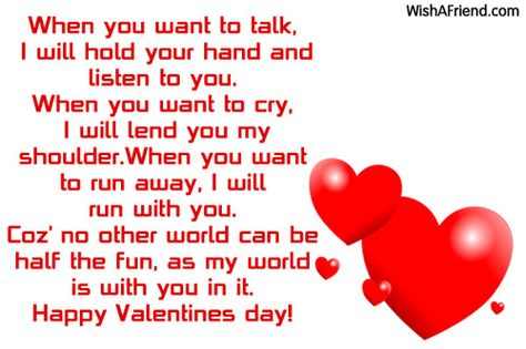 Whoever said Valentines day is only for lovers? I love you my best ...