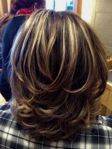 Hairstyles For Medium Length Hair Round Face Haircuts For Medium Hair Layered Haircuts For Medium Hair Haircut For Thick Hair