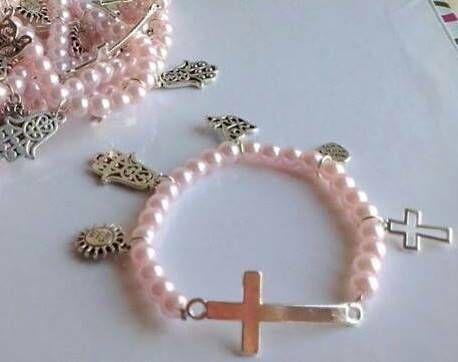 4faa41ca2ecb pulseras de recuerdo, Recuerdos para bautizo, recuerdos para primera ...