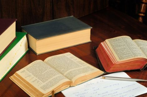Bible study tools: Where to Start when studying the Bible