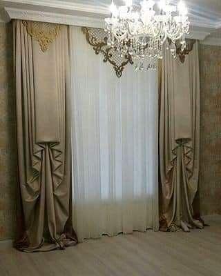 Rideaux Curtain Decor Curtains Curtain Styles