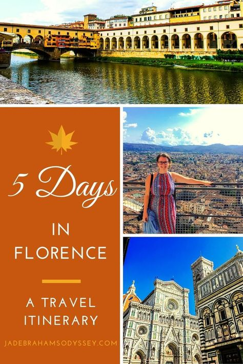 Spending 5 days in Florence? Need advice or inspiration? Perfect because I have a fun Florence travel itinerary full of history, culture and tradition!  #travel #itinerary #florence #history #culture #medici #duomo #florencecathedral #uffizigallery #spending5daysinflorence #spend5daysinflorence #spendfivedaysinflorence