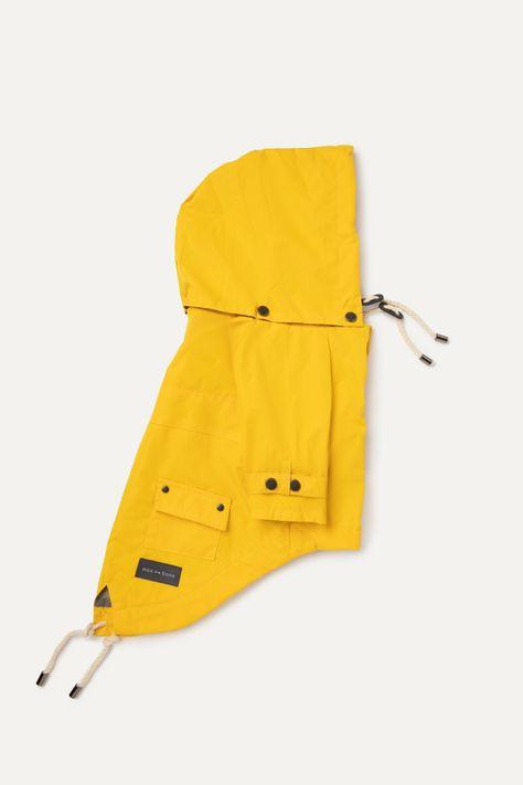 Talon Raincoat - Yellow / XXL