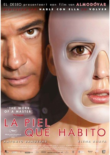 Las 101 Peliculas Del Cine Espanol Que No Te Puedes Perder La Piel Que Habito Peliculas Cine Ver Peliculas Gratis
