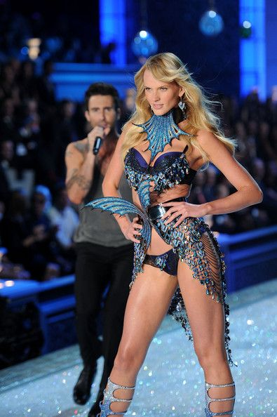 Anne V - You Won't Be Seeing These Regulars at the Victoria's Secret Fashion Show This Year - Photos