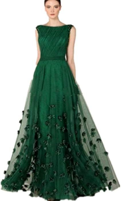 Formaldresses Emerald Green Prom Dress Formal Evening Gown ...