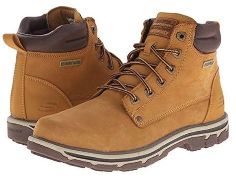 Botas Skechers #Botas #Calzado #ModaAmazon #ModaHombre