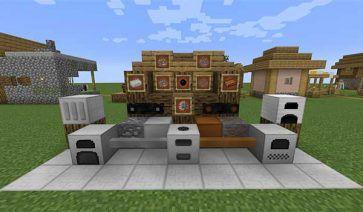 Mrcrayfish S Furniture Mod Minecraft 1 12 1 12 1 Y 1 12 2 Minecrafteo Casas Minecraft Casas Minecraft Forge