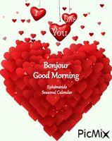 Bonjour Good Morning