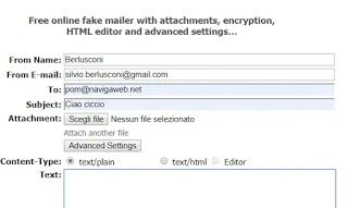 Inviare Email Anonime O Da Indirizzo Falso Messaggi E Informatica