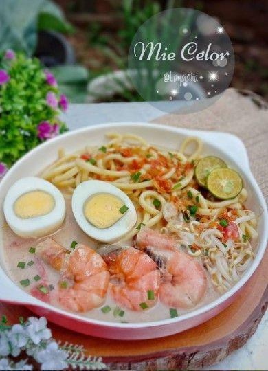 Resep Mie Celor Palembang Di 2020 Resep Masakan Masakan Resep