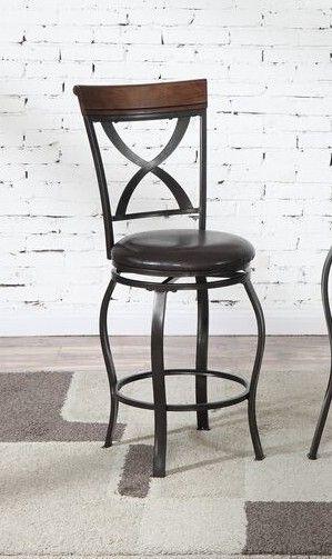 Pleasant Poundex F1535 Set Of 2 Calistoga X Back Counter Height Frankydiablos Diy Chair Ideas Frankydiabloscom
