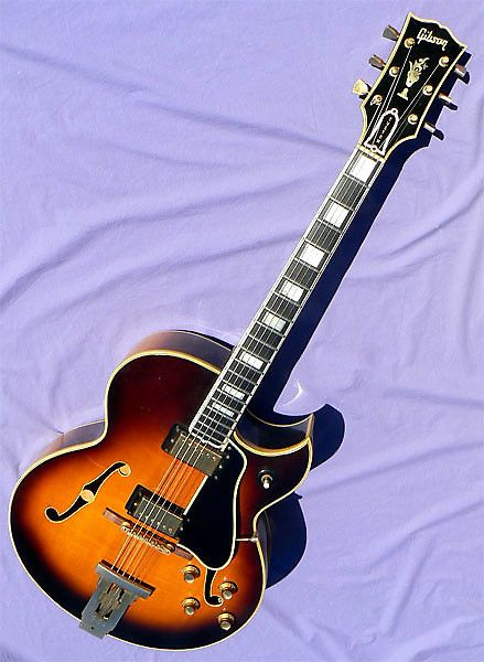Gibson L 5ces 1961 1968 With Images Gibson