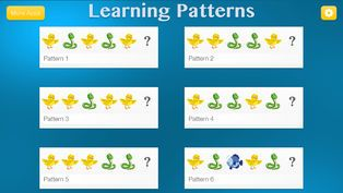 Learning Patterns Pattern Logic Game For Kids On The App Store