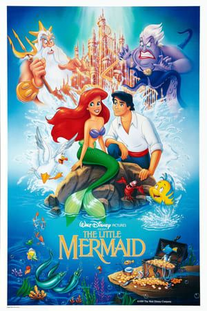 La Sirenetta 1989 Putlocker Film Complet Streaming La Figlia Prediletta Del Re Tritone La Curiosa Arie Disney Poster Meerjungfrau Die Kleine Meerjungfrau