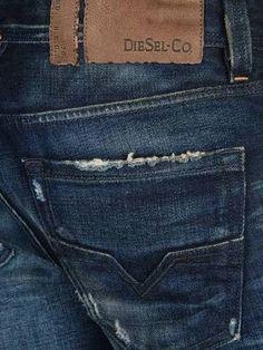 Resultado De Imagen Men S Denim Style Denim Jeans Men Diesel Jeans