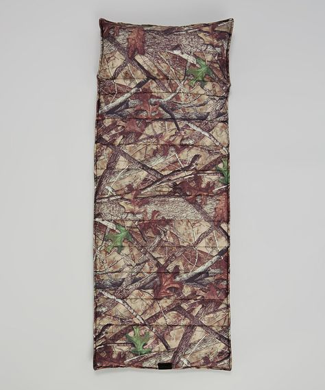 Look at this Kid-Napper Camo Nap Mat on #zulily today!