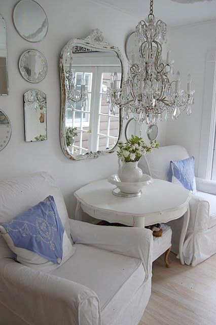 Cool Vintage Shabby Chic Chandelier Chic Home Decor Chic