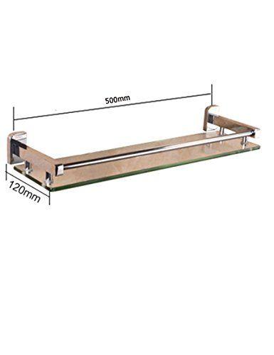 Wondrous Dttxzwj Shower Shelf Copper Glass Shelf Single Layer Of Download Free Architecture Designs Scobabritishbridgeorg